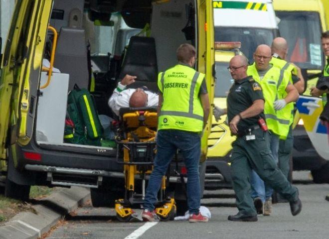 ۴۹ کشته در حمله به دو مسجد نیوزیلند؛ نخستوزیر حمله را 'تروریستی' خواند