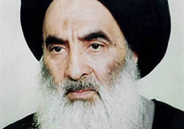 آیتالله سیستانی با طرح جدایی کردستان از عراق مخالفت کرد