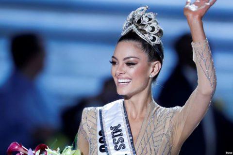 آفریقای جنوبی برنده مسابقه دختر شایسته جهان ۲۰۱۷