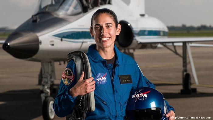 برای نخستین بار یک بانوی ایرانی در میان ۱۲ فضانورد جدید ناسا!