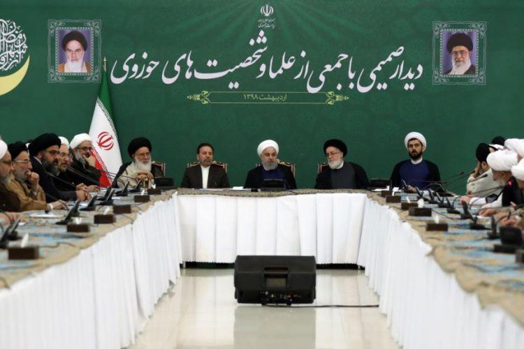 روحانی: طرفدار مذاکره هستم، ولی شرایط امروز شرایط مذاکره نیست