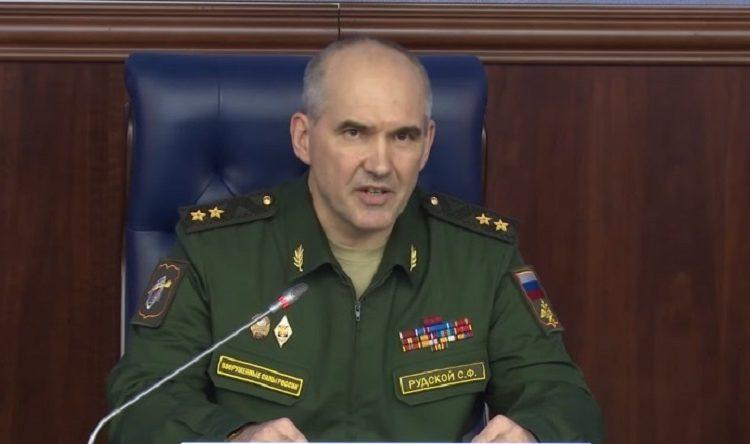 ارتش روسیه پایان داعش در سوریه را اعلام کرد