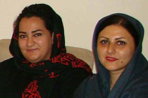گلرخ ابراهیمی ایرایی و آتنا دائمی در حکمی جدید به ۷ سال و دوم ماه زندان محکوم شدند