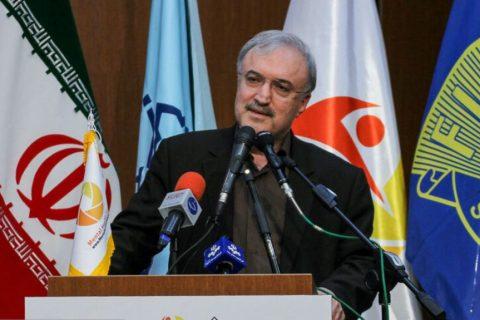 وزیر بهداشت: با دو میلیون یورو ارز دولتی به جای فنر قلب، کابل برق وارد کردند