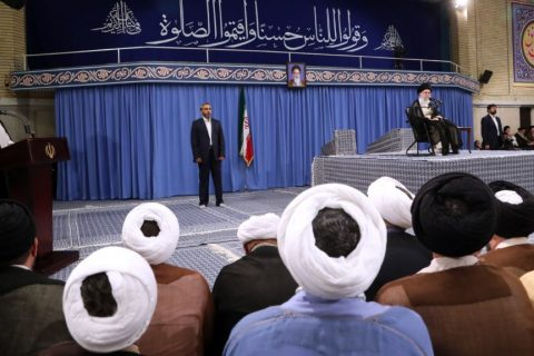 واکنش خامنهای به توقیف نفتکش ایران: این خباثتها بیجواب نمیماند