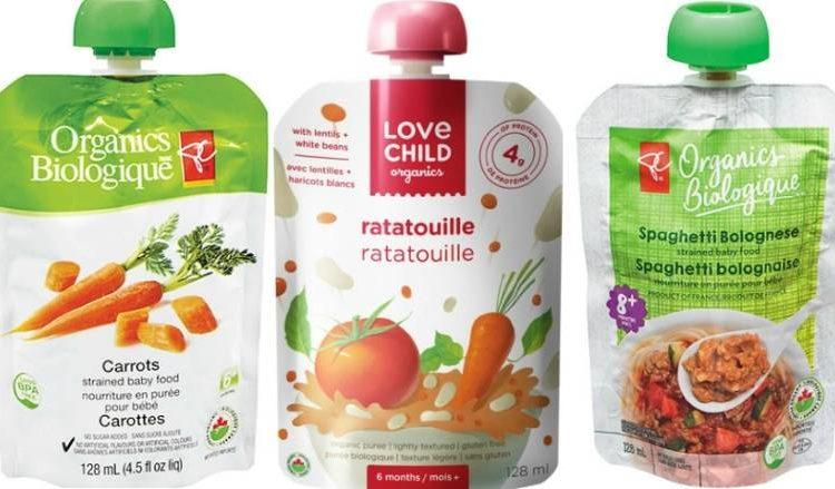 """آژانس بازرسی مواد غذایی کانادا، غذای كودک """"پرزیدنتس چویس ارگانیک"""" را فراخواند"""