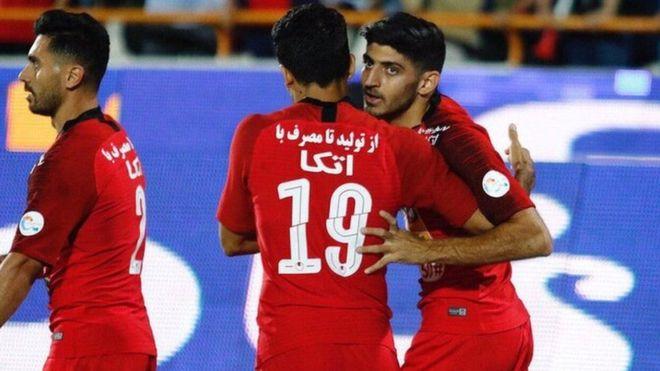 لیگ برتر فوتبال ایران با پیروزی پرسپولیس آغاز شد