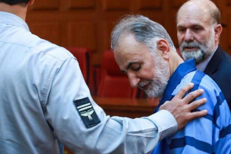 محمدعلی نجفی،دو روز پس از آزادی، به زندان بازگشت