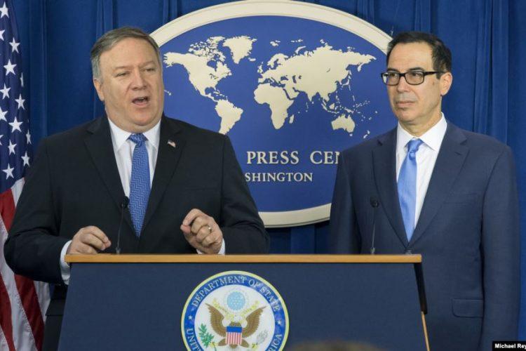 آمریکا تحریمهای جدیدی علیه سپاه قدس، حزب الله و القاعده وضع کرد