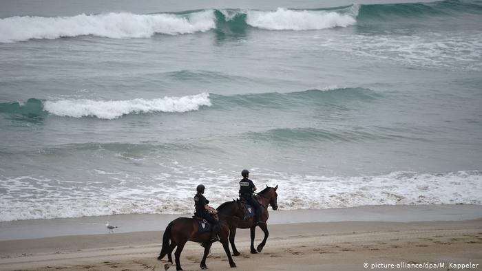 اقیانوس اطلس هر روز بستههای کوکائین به ساحل فرانسه میریزد!