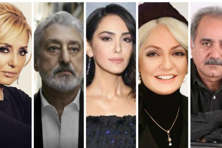 ادامه واکنش چهرههای سرشناس ایرانی به سرکوب معترضان در ایران!