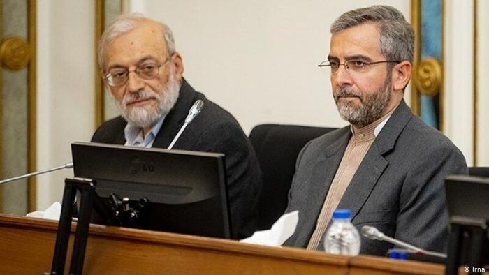 برکناری لاریجانی از ریاست ستاد حقوق بشر قوه قضائیه و انتصاب باقری کنی
