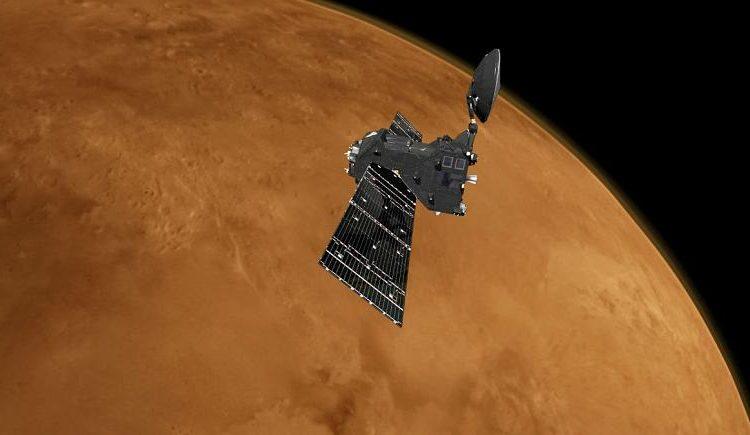 کشف دیاکسیدکربن و اُزون در مریخ؛ احتمال وجود حیات در سیاره سرخ افزایش یافت!