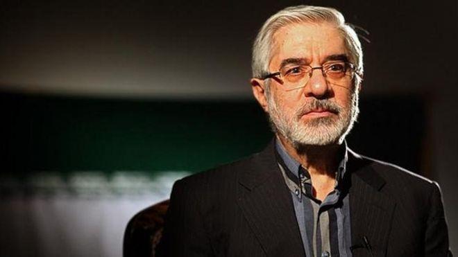 میرحسین موسوی: در کشتار 'میدان ژاله' شاه فرمانده کل قوا بود و امروز ولی فقیه!