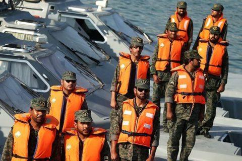 سپاه از توقیف «شناور خارجی حامل سوخت قاچاق» در خلیج فارس خبر داد