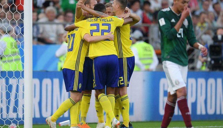 ویدیوی خلاصه بازی های جام جهانی فوتبال روسیه 2018 ( سوئد  3  مکزیک 0)