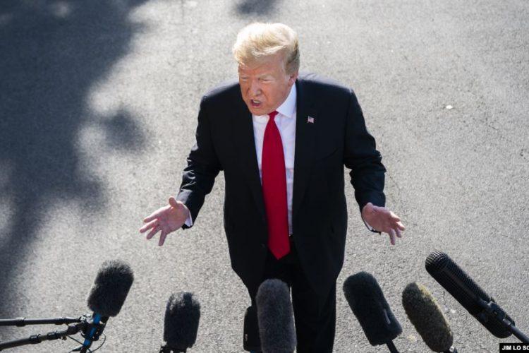 دونالد ترامپ: ایران در پی توافق با آمریکا است