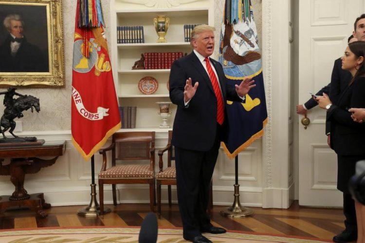 دونالد ترامپ در فشار: اتهامات تازۀ مطبوعات آمریکایی