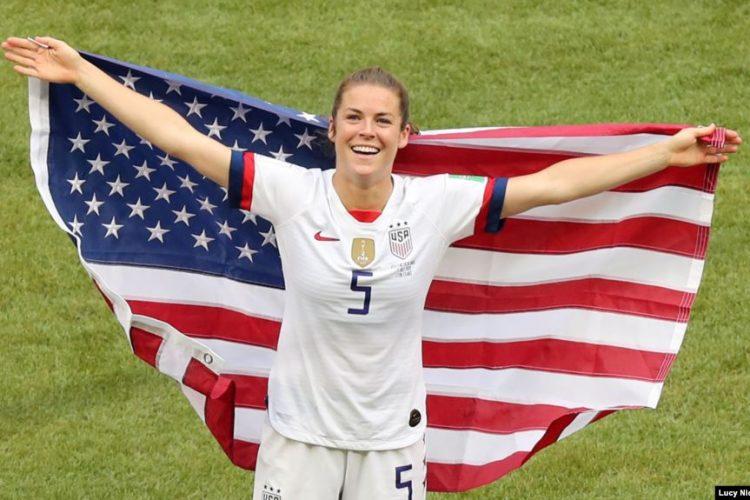 تاریخسازی زنان آمریکا در فوتبال جهان ( خلاصه بازی فینال آمریکا و هلند)